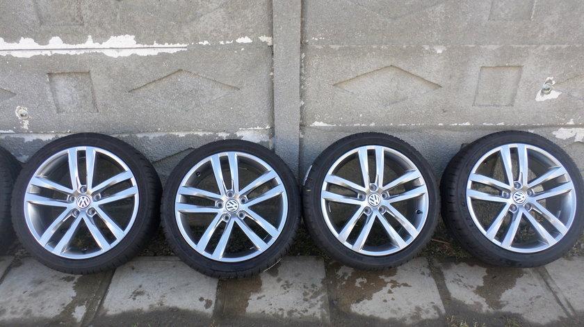 Jante VW R Salvadore 225 40 18 Dunlop Vara