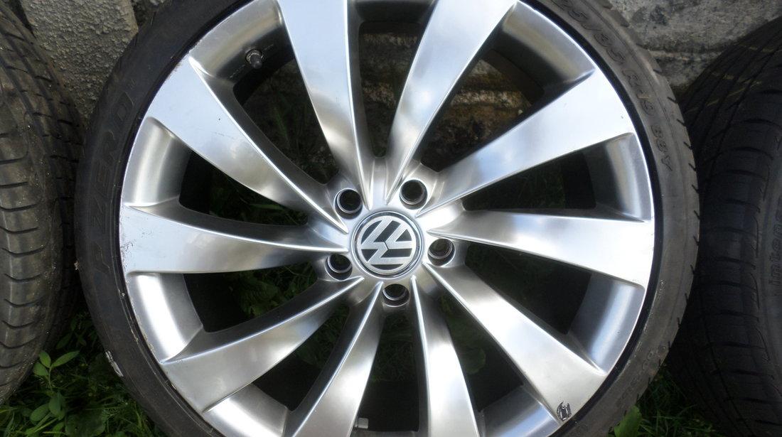 Jante VW Scirocco Passat Golf 225 35 19 Vara Pirelli Sava