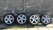 Jante VW Skoda Audi Seat 205 50 17 Iarna Dunlop Mi...