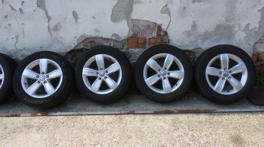 Jante  VW T-roc 205 60  16 Iarna NOII Michelin Alpin 5 dot(2418)