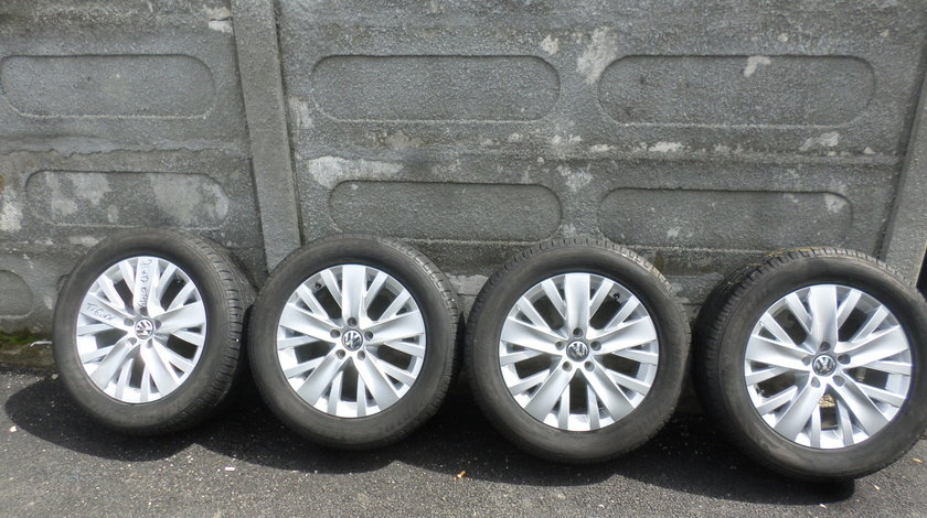 Jante VW Tiguan 235 55 17 Bridgestone Dueler  Vara