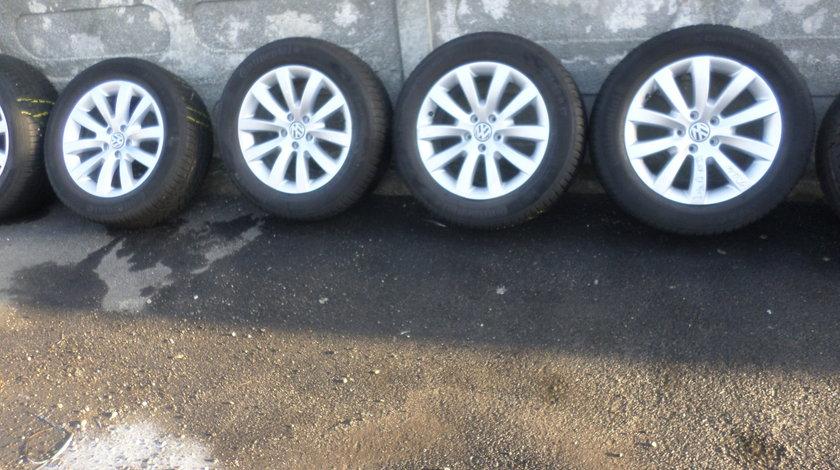 Jante VW Tiguan 235 55 17 iarna  Continental ContiWinterContact ts830p