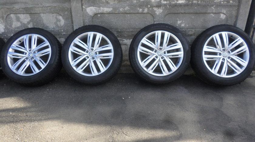 Jante VW Tiguan 5N model Auckland   235 50 19 103 H  iarna  Noi Pirelli Sottozero s3
