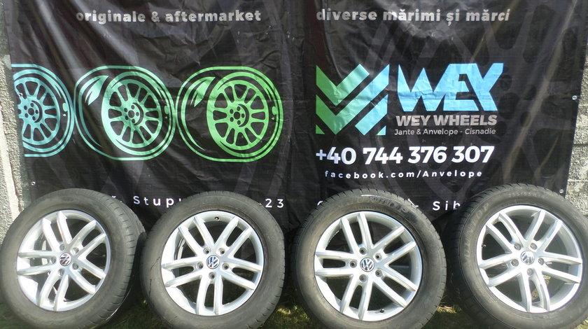 Jante VW Touareg 255 55 18 Vara Dunlop