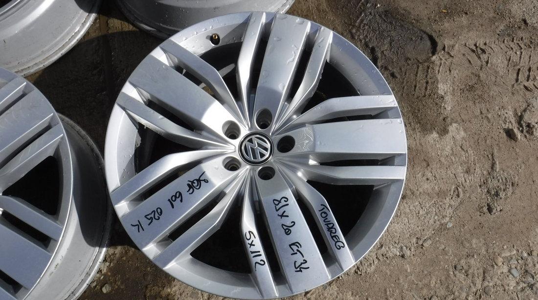 Jante VW Touareg Atlass  20 zoll NOIII prindere 5 X 112