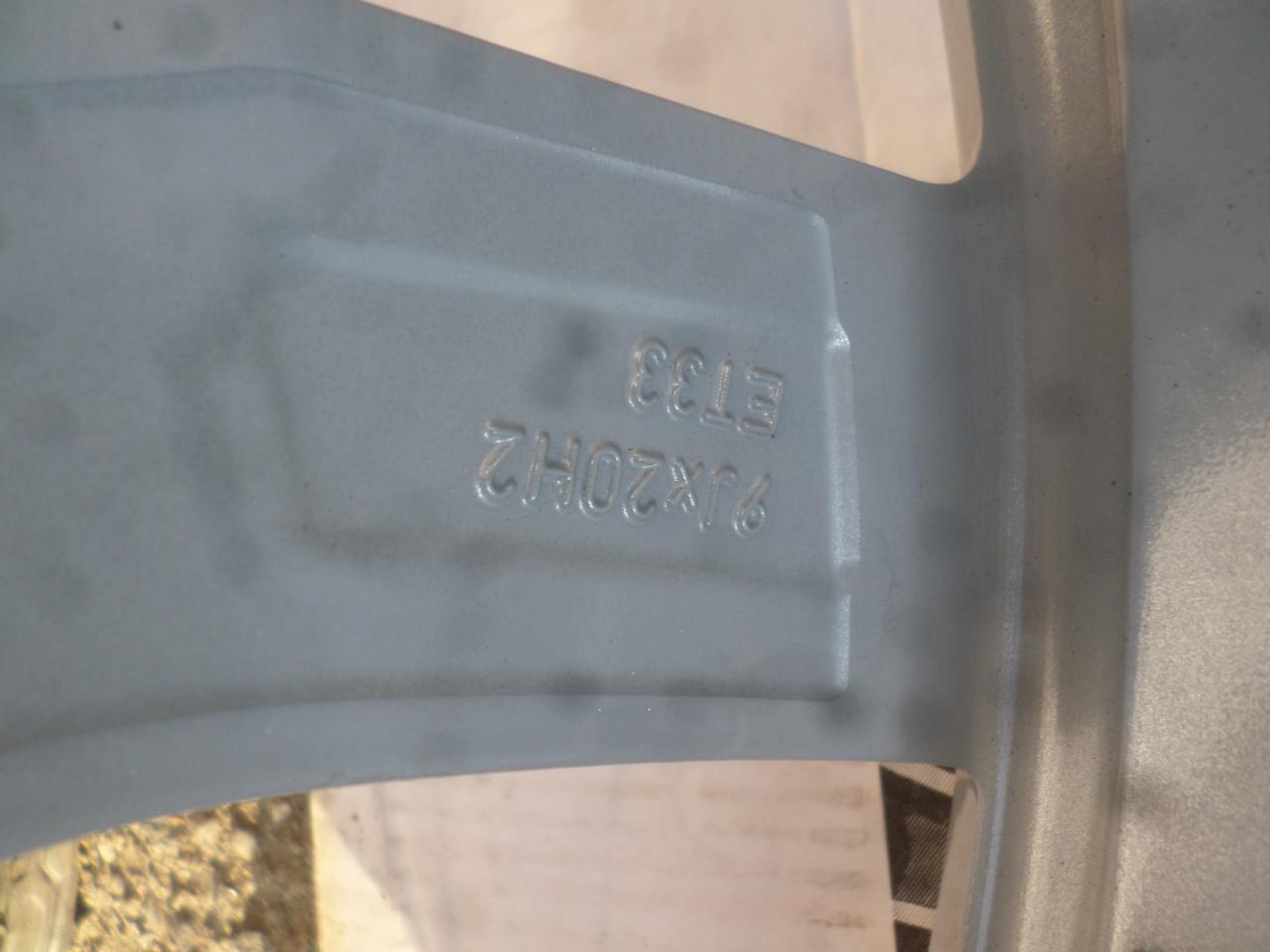 Jante VW Touareg Cr7 20 zoll NOIII  prindere 5 X 112 +Senzori de Presiune