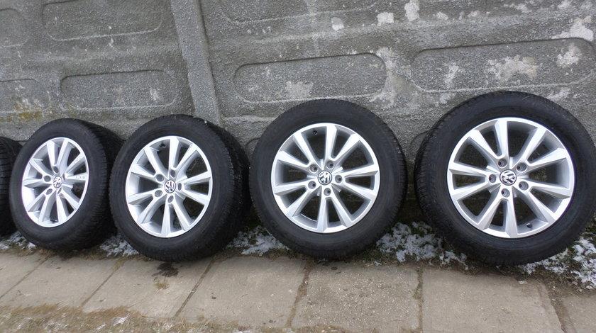 Jante VW Touareg  KARAKUM 255 55 18 Iarna Dunlop