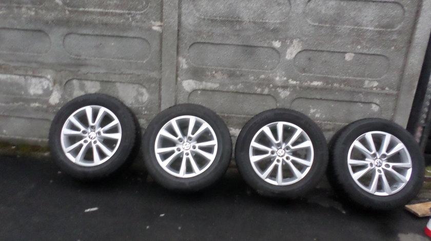 Jante VW Touareg KARAKUM 255 55 18 Iarna Michelin  SENZORI