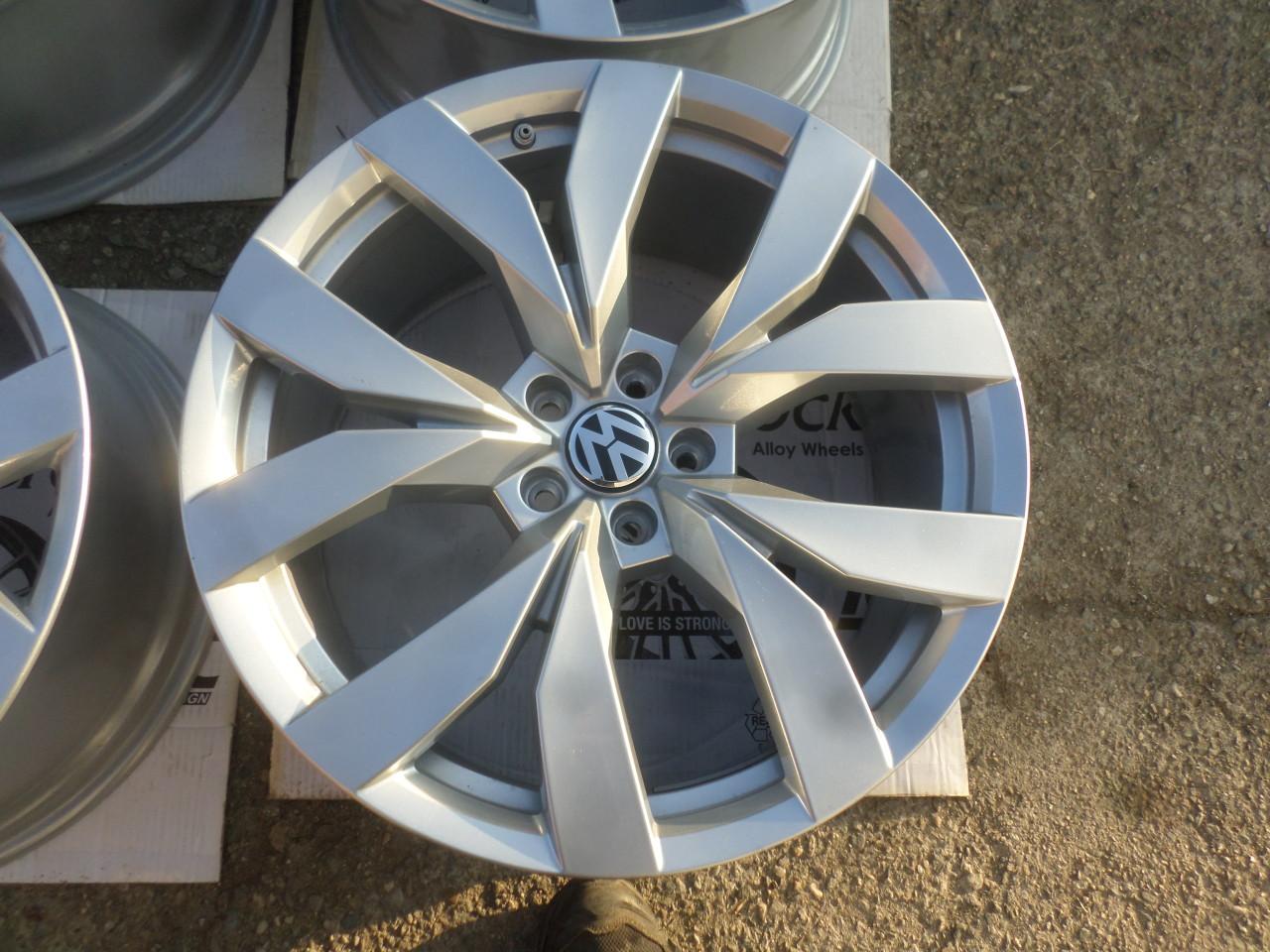 Jante VW Touareg  Montero 20 zoll NOIII prindere 5 X 112 +Senzori de Presiune