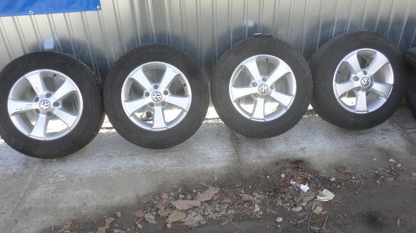 Jante VW Touareg Sima  235 65 17 Iarna Michelin Latitude Alpin