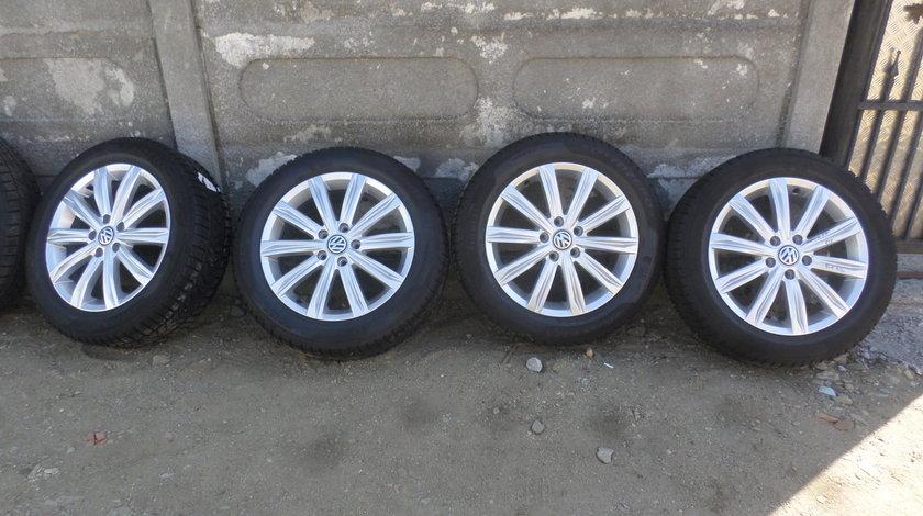 Jante Vw Touran , touran L  ,,LONDON ''3G B8 17 zoll 215 55 17 iarna Pirelli