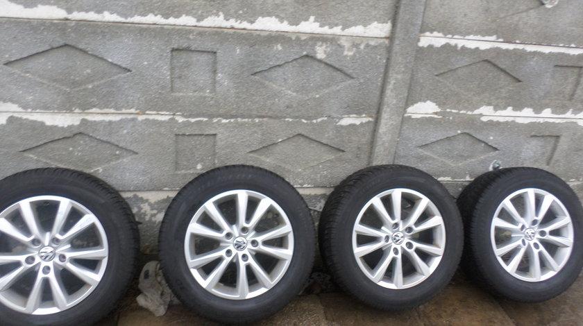 Jante VW Tuareg Karakum 255 55 18 Vara Noi Bridgestone
