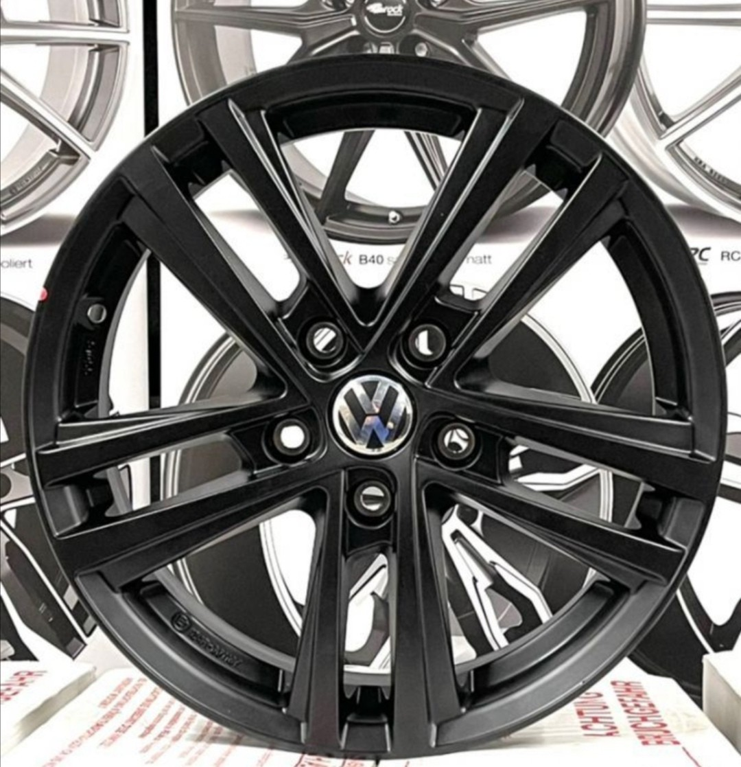 "Jante Vw Volkswagen Passat, Golf 5,6,7, Touran, Jetta, Caddy, noi, 16"""