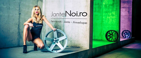 Jantele FONDMETAL, disponibile in Romania pe www.JanteNoi.ro