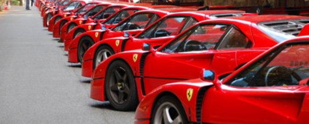 Japan Ferrari F40 Meet