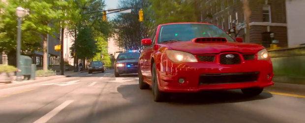 Japoneza cu tractiune spate din cel mai tare film cu masini al verii este de vanzare
