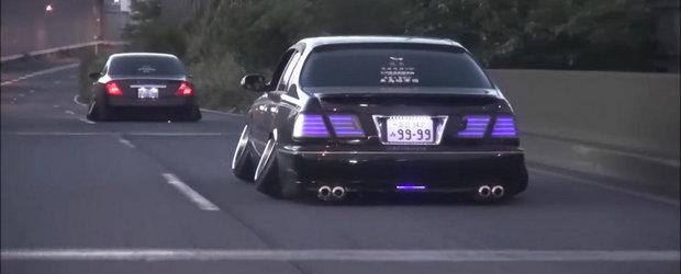 Japonezii astia stiu cum sa modifice o masina pentru a intoarce capete
