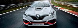 Japonezii au pierdut coroana. Noul MEGANE RS TROPHY-R este cea mai rapida masina FWD de pe Nurburgring