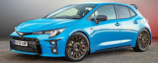 Japonezii au prins gustul sportivitatii. Toyota vrea sa lanseze pe piata un rival pentru Focus ST si Golf GTI