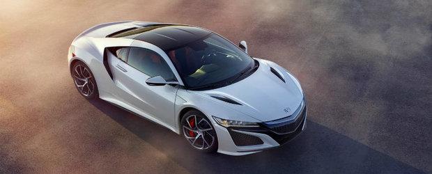 Japonezii de la Honda au planuri mari. Tocmai au patentat o transmisie automata cu 11 viteze