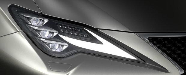 Japonezii i-au pus gand rau BMW-ului Seria 4. Cum arata cel mai nou rival de la Lexus al coupe-ului