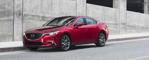 Japonezii nu se joaca. Uite cu ce se vor impune noile Mazda3 si Mazda6 in segmentul premium