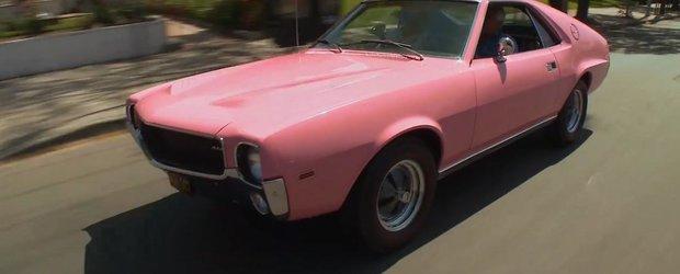 Jay Leno ne prezinta masina unui Playmate: AMX din 1968