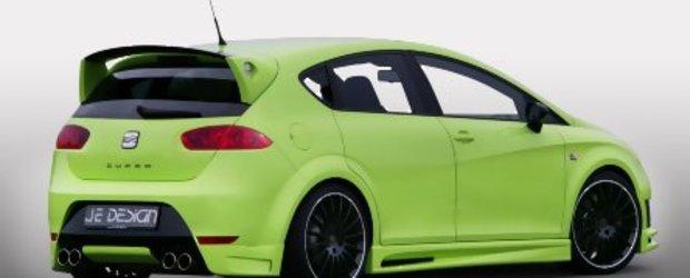 JE Design modifica noul SEAT Leon Cupra