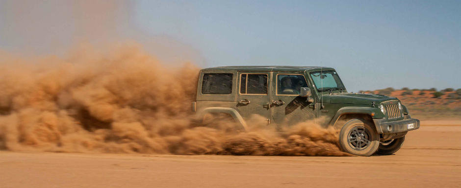 Jeep are raspunsul pentru vanzarile slabe ale modelului Wrangler. Mai multe editii speciale