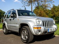Jeep Cherokee 2.5 CRD Limited plus trapa 2002