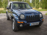 Jeep Cherokee Limited Diesel Manual 2500 CRD An 2002 2002