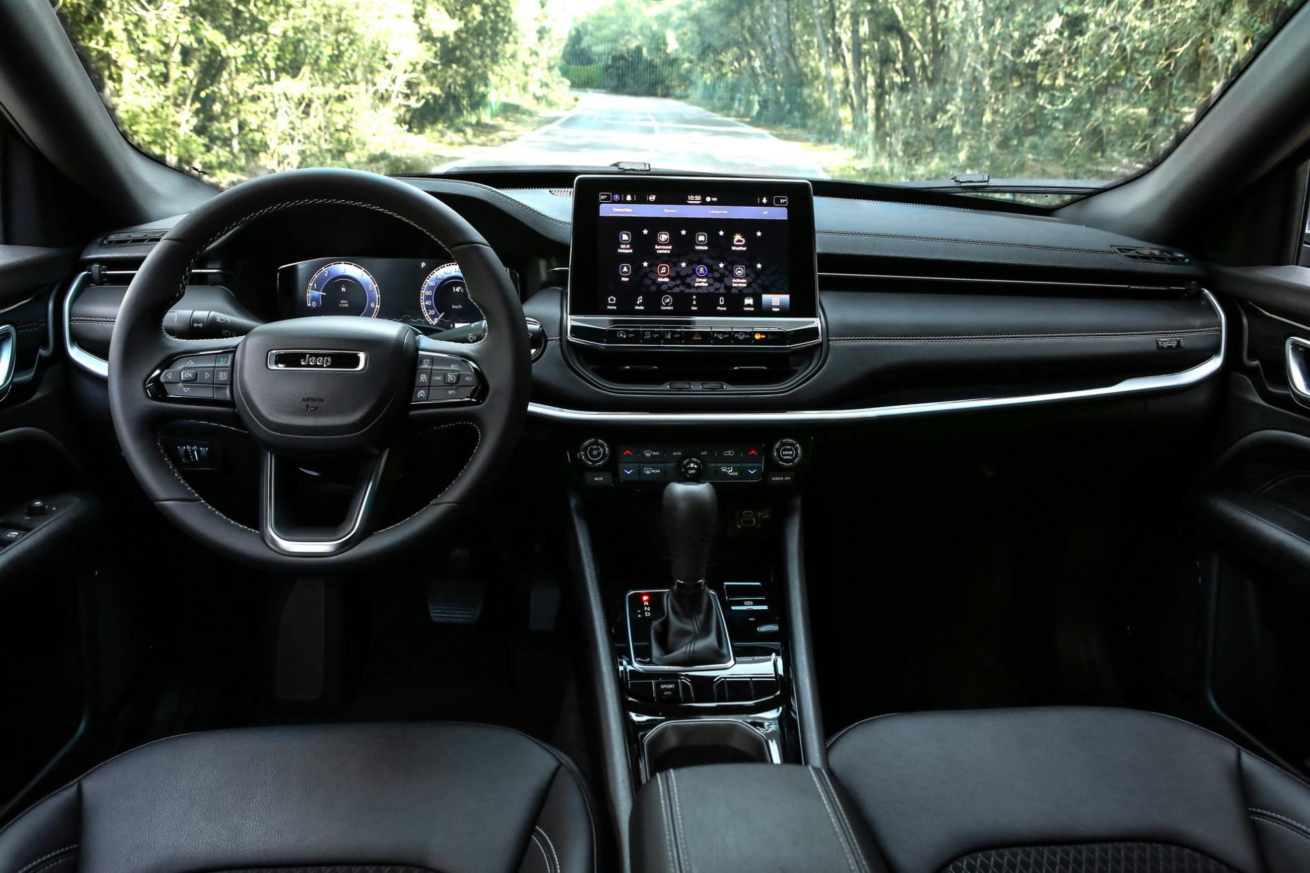 Jeep Compass Facelift - Jeep Compass Facelift
