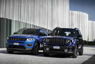 Jeep Compass si Renegade 4Xe