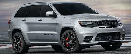 Jeep confirma lansarea SUV-ului de 707 cai putere la Salonul Auto de la New York