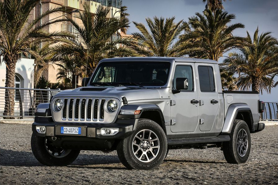 Jeep Gladiator - Jeep Gladiator