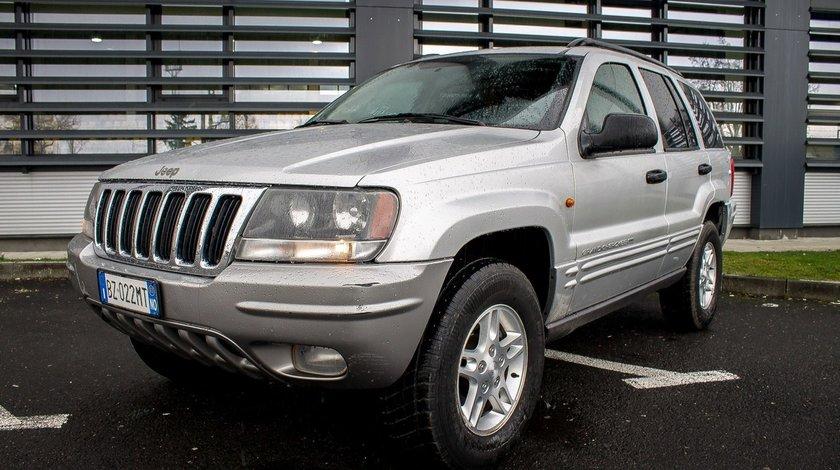 Jeep Grand Cherokee 2.7 crd, motor cutie Mercedes, stare buna 2003