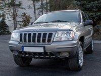 Jeep Grand Cherokee Autoutilitara 2.7 CRD 164 cp , Qoadradrive cu 3 blocante 2002