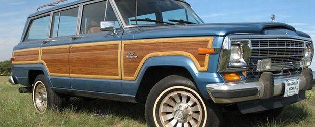 Jeep Grand Wagooner se va lansa in curand
