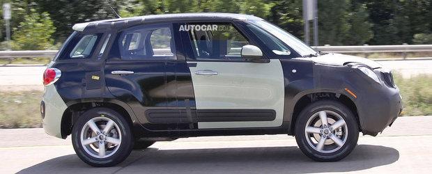 Jeep lanseaza in 2014 un rival pentru Nissan Juke