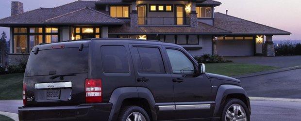 Jeep opreste productia modelului Liberty / Cherokee