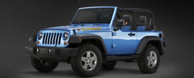 Jeep si cei trei muschetari: Liberty Renegade, Wrangler Islander si Wrangler Mountain
