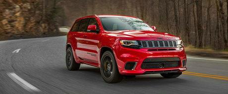 Jeep-ul Grand Cherooke tunat de Hennessey este zeul SUV-urilor: 1.012 cai si suta in 2.9 secunde