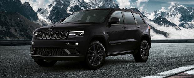 Jeep vrea sa accentueze sportivitatea lui Grand Cherokee. SUV-ul primeste o versiune S cu jante de 20 de inch