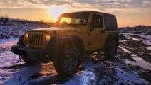Jeep Wrangler 2.8 2015
