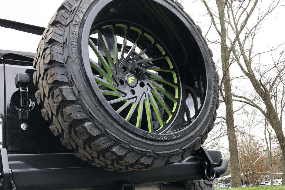 Jeep Wrangler Call of Duty:MW3