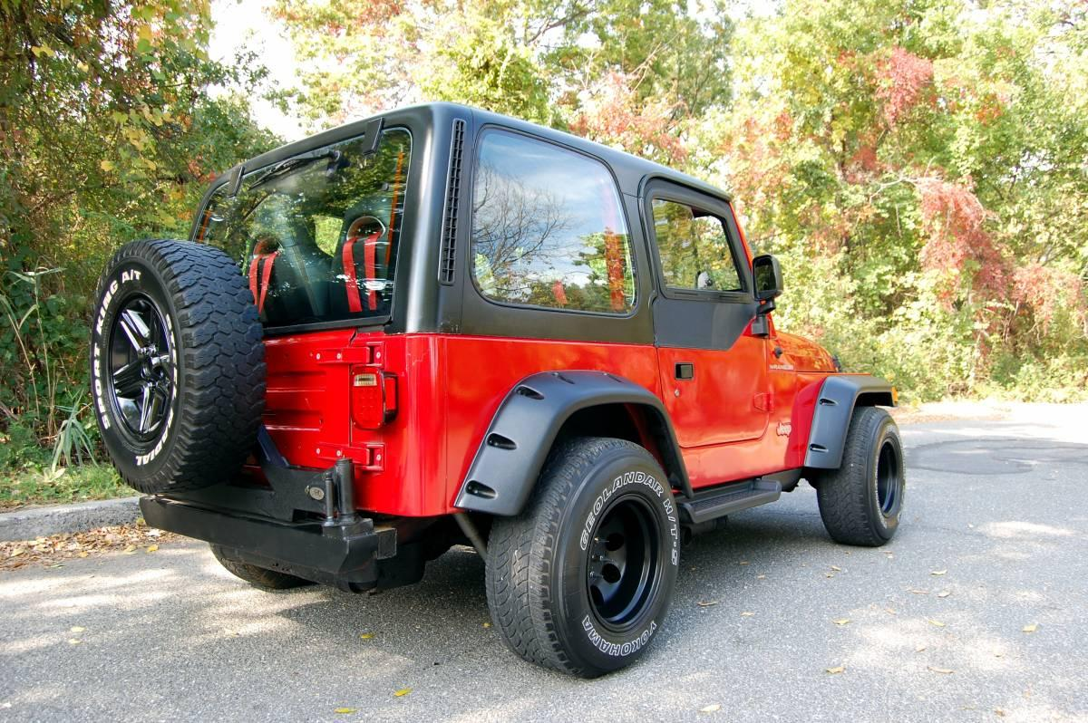 Jeep Wrangler cu motor 2JZ - Jeep Wrangler cu motor 2JZ