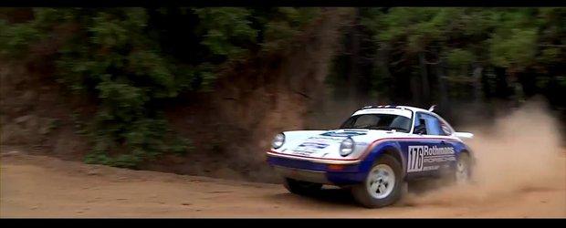 Jeff Zwart ne vorbeste despre raliuri si Porsche 911