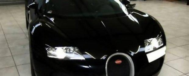 Jenson Button isi vinde Veyron-ul