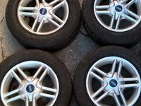 Jenti+cauciucuri Skoda Octavia, VW Passat,Touran,Jetta, Mercedes Vaneo,ClasseA,B,C,E,CLK -R15-5x112