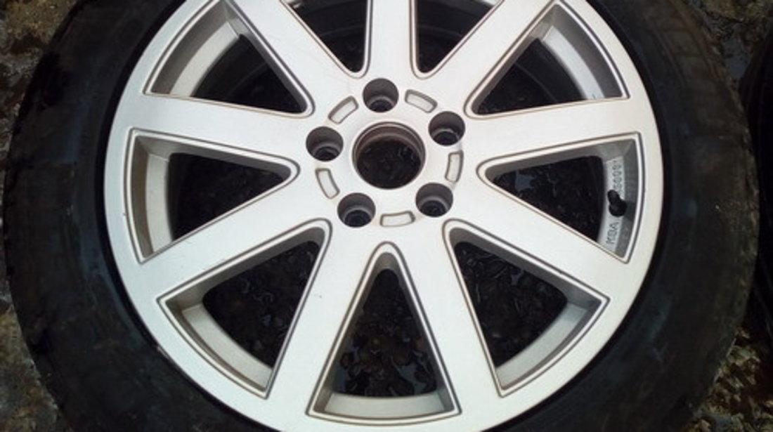 Jenti originale AUDI A3-A4-A6,Octavia,Yetti,Superb; Altea,Leon,Toledo,VW Passat,Tiguan-R17-5x112